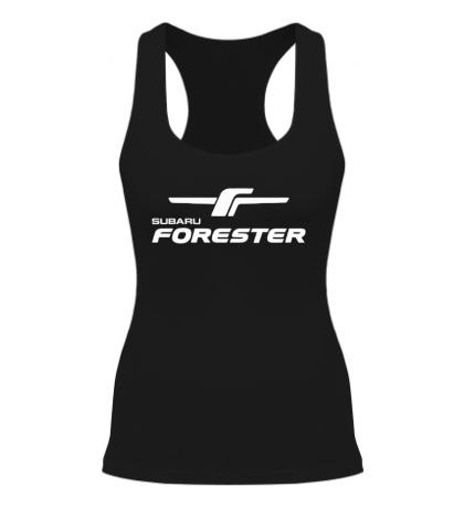 Женская борцовка Subaru Forester Sign