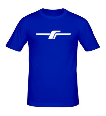 Мужская футболка Subaru Forester Mark