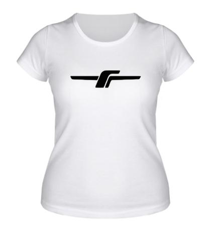 Женская футболка Subaru Forester Mark