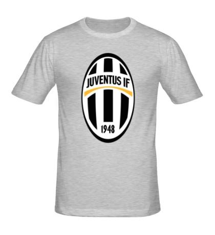 Мужская футболка «FC Juventus Emblem»