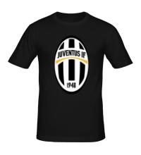 Мужская футболка FC Juventus Emblem