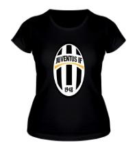 Женская футболка FC Juventus Emblem