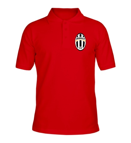 Рубашка поло FC Juventus Emblem