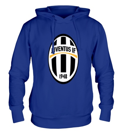 Толстовка с капюшоном FC Juventus Emblem