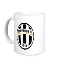 Керамическая кружка FC Juventus Emblem