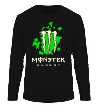 Мужской лонгслив Monster Energy Glow