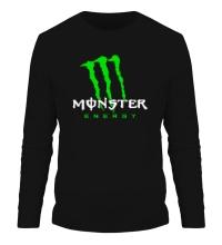 Мужской лонгслив Monster Energy Logo