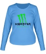 Женский лонгслив «Monster Energy Logo» - Фото 1