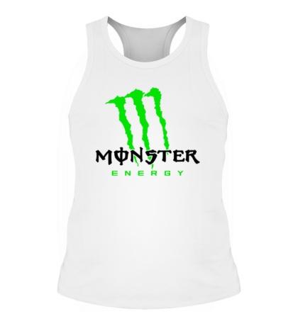 Мужская борцовка Monster Energy Logo
