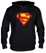 Толстовка с капюшоном «Супермен» - Фото 1