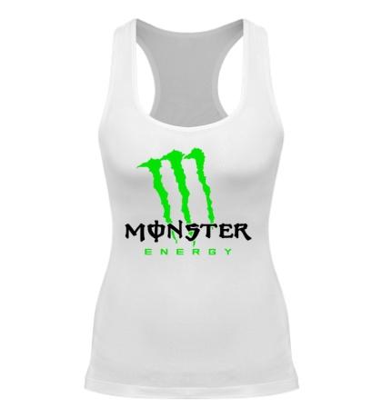 Женская борцовка Monster Energy Logo