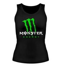 Женская майка Monster Energy Logo