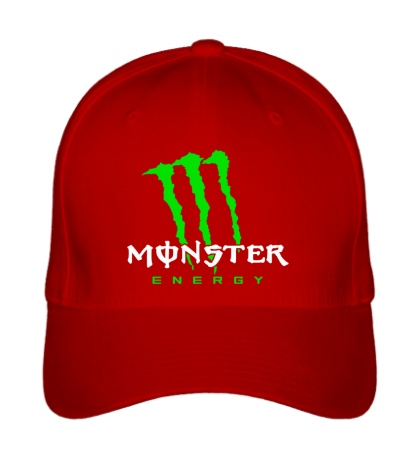 Бейсболка Monster Energy Logo