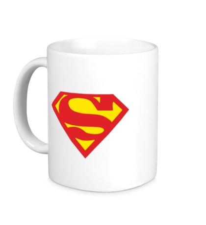 Керамическая кружка Супермен