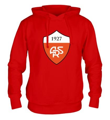 Толстовка с капюшоном AS Roma Emblem 1927