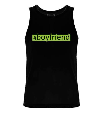 Мужская майка Boyfriend