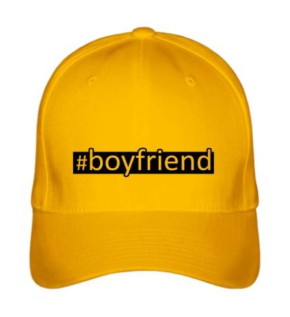 Бейсболка Boyfriend