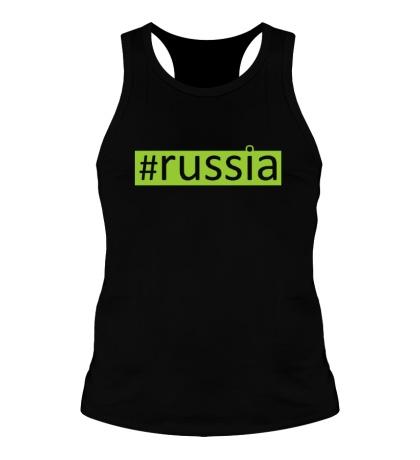 Мужская борцовка Russia Tag