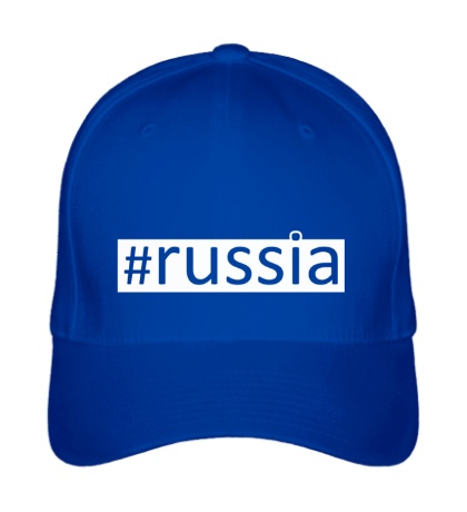 Бейсболка Russia Tag