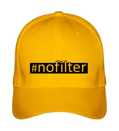 Бейсболка Nofilter