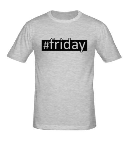 Мужская футболка Friday