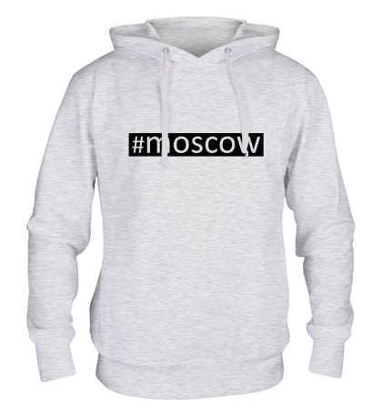 Толстовка с капюшоном Moscow