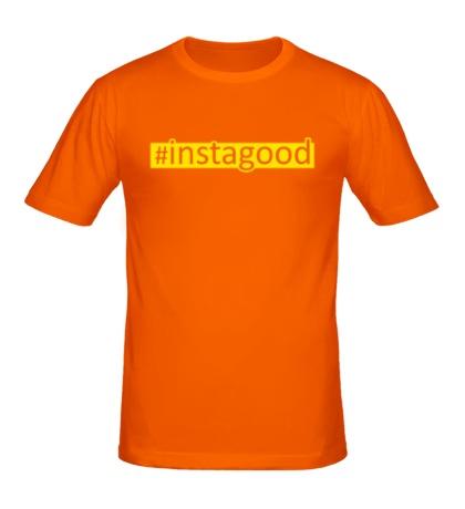 Мужская футболка Instagood