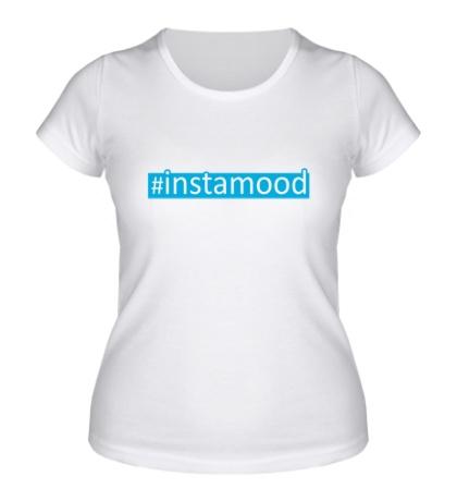 Женская футболка Instamood