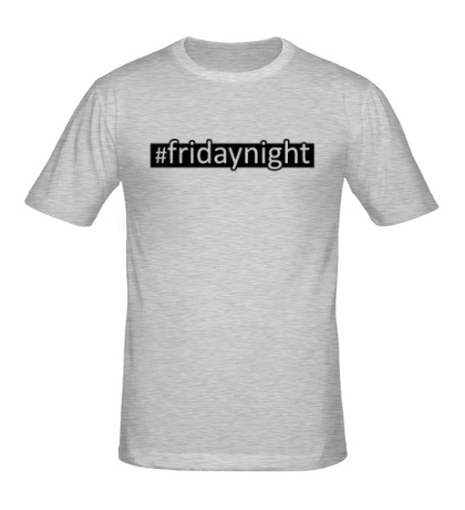Мужская футболка Fridaynight