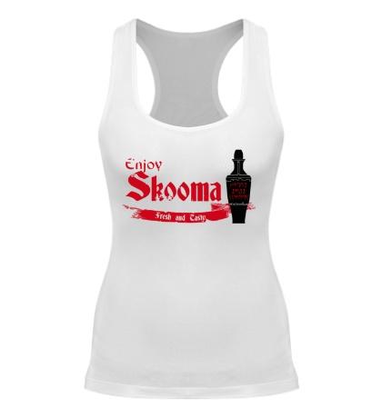 Женская борцовка Enjoy skooma: Fresh Drink