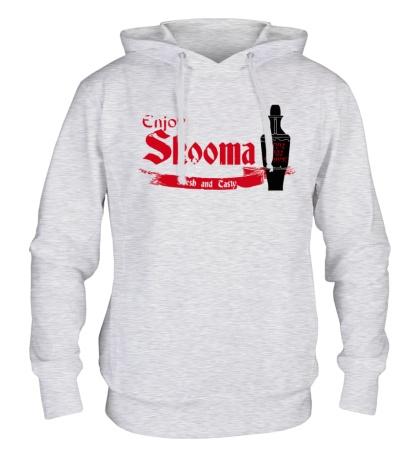 Толстовка с капюшоном Enjoy skooma: Fresh Drink