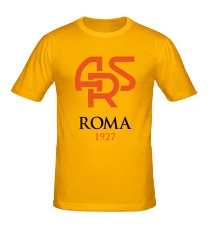 Мужская футболка FC Roma Sign