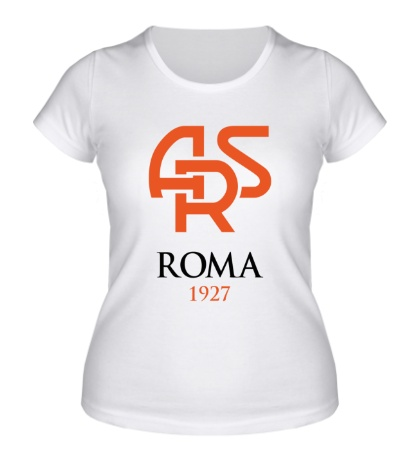 Женская футболка FC Roma Sign