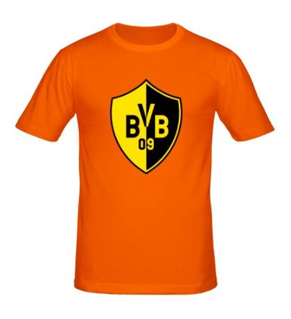 Мужская футболка FC Borussia Dortmund Shield