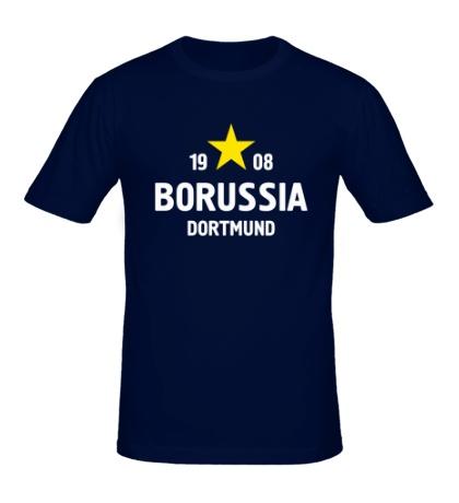 Мужская футболка FC Borussia Dortmund Sign