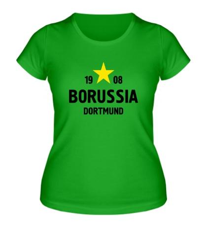 Женская футболка FC Borussia Dortmund Sign