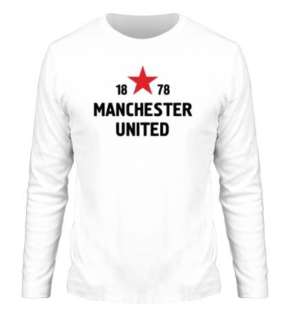 Мужской лонгслив FC Manchester United Sign
