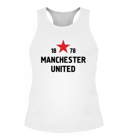 Мужская борцовка FC Manchester United Sign