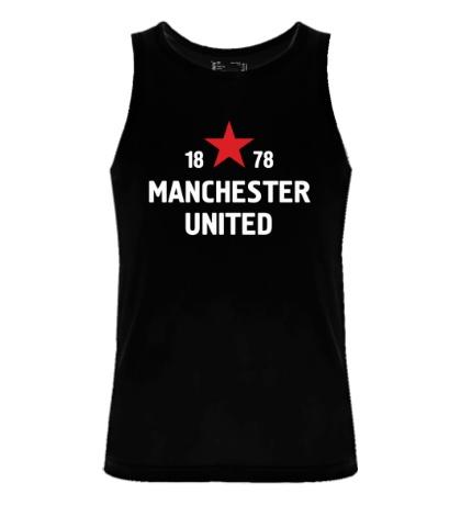 Мужская майка FC Manchester United Sign
