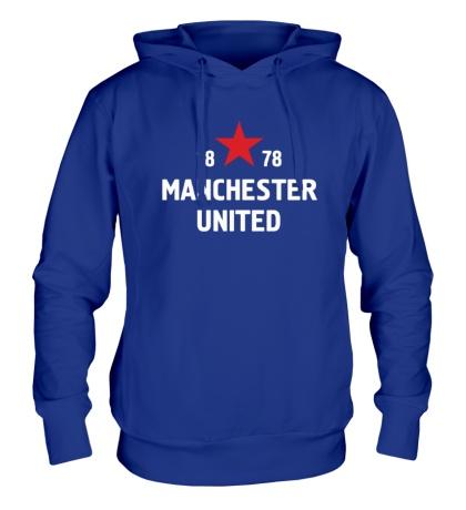 Толстовка с капюшоном FC Manchester United Sign