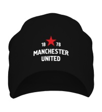 Шапка FC Manchester United Sign
