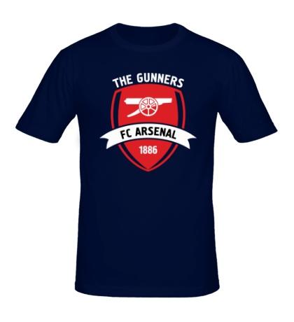 Мужская футболка FC Arsenal, The Gunners