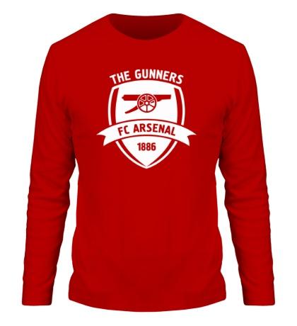 Мужской лонгслив FC Arsenal, The Gunners
