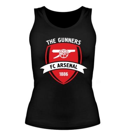 Женская майка FC Arsenal, The Gunners
