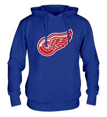 Толстовка с капюшоном HC Detroit Wings