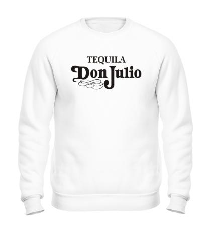 Свитшот Tequila don julio