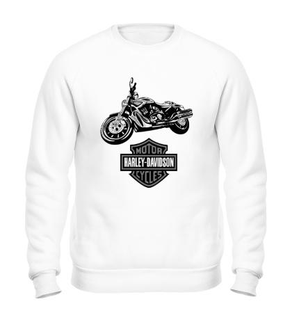 Свитшот Harley-Davidson Motorcycles