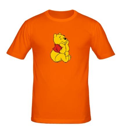 Мужская футболка Мечтатель Винни