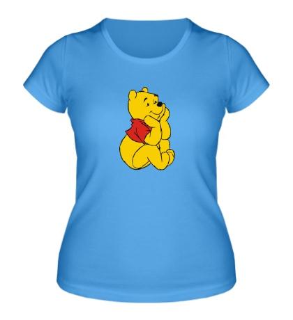 Женская футболка Мечтатель Винни