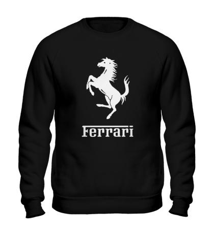 Свитшот Ferrari Logo